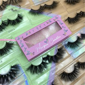 Strip Lash Packaging