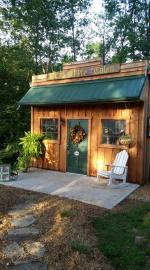 Crab Apple Cabin