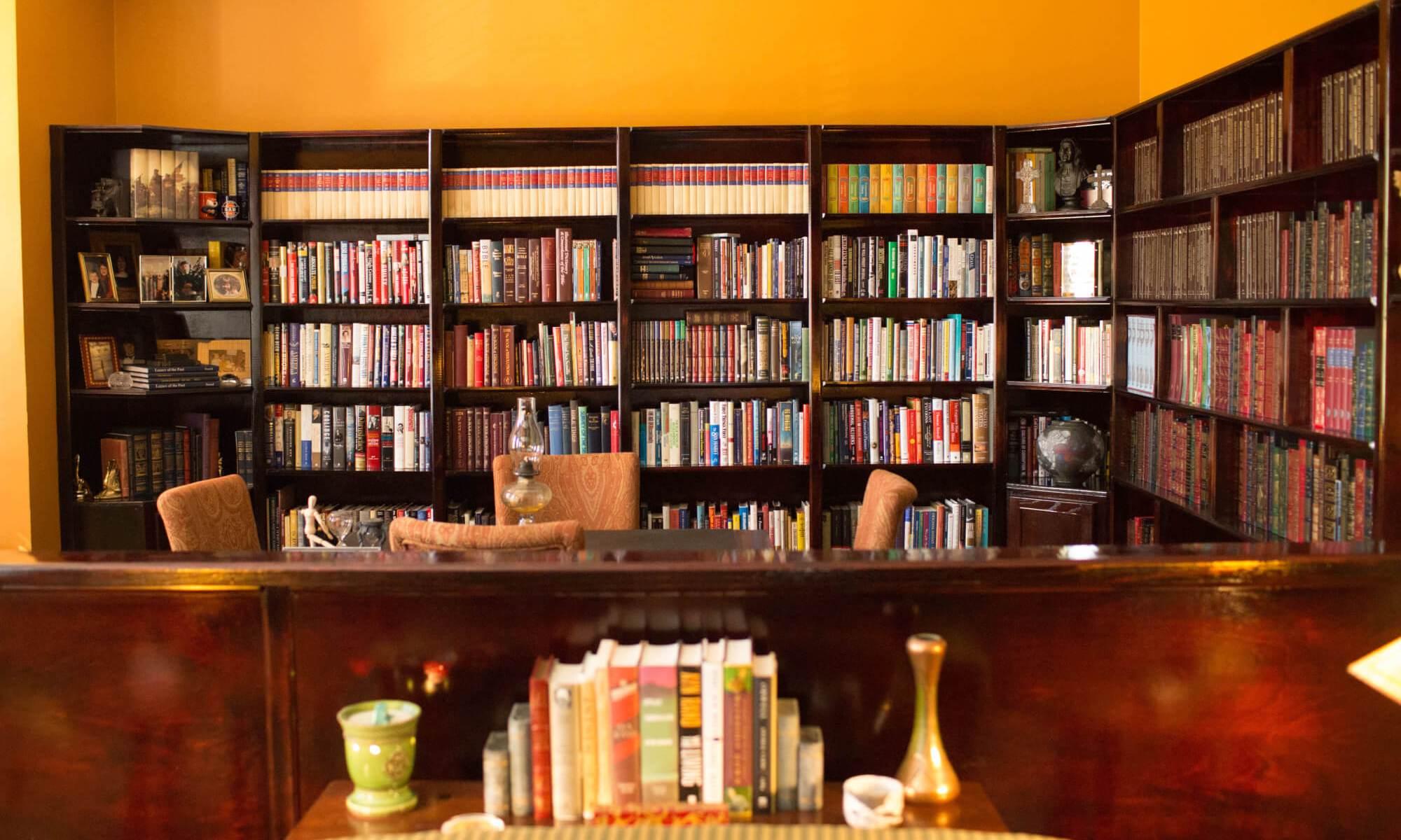 Montee's Reading Room