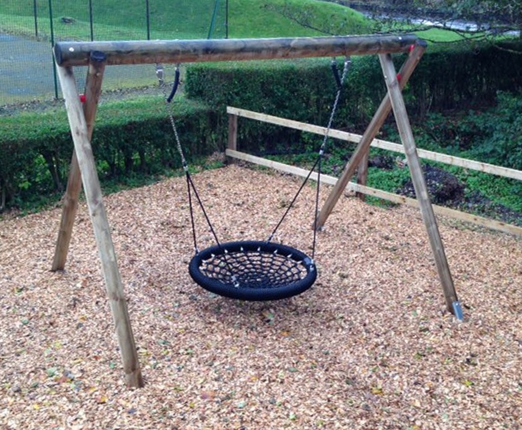 basket swing chair india doctor office chairs wooden fun for lots of children to use at a