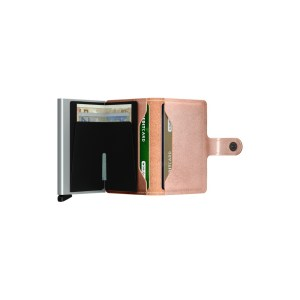 Miniwallet Metallic SECRID