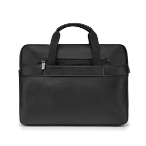 "Moleskine borsa da lavoro in ecopelle ""Classic Collection"" Nero CLASSIC SLIM BRIEFCASE.BLACK"