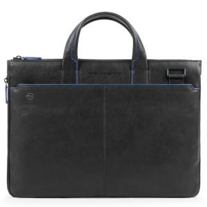"""Piquadro borsa da lavoro in pelle """"B2S – Blue Square Special"""" Nero CA4021B2S.N"""