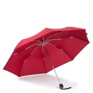 """Piquadro ombrello manuale in nylon """"OM5"""" Rosso OM5284OM5.R"""