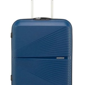 """American Tourister trolley cabina in polipropilene """"Airconic"""" Blu 128186.41 midnight navy"""