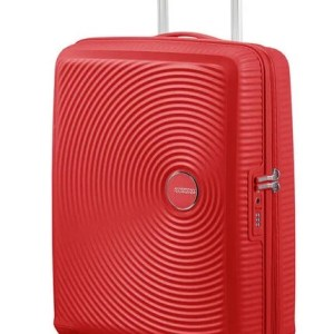 """American Tourister trolley cabina in polipropilene """"Soundbox"""" Rosso 88472.10 Coral red"""