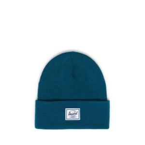"""Herschel cappello in poliestere """"Elmer"""" Blu ELMER.moroccan blue"""