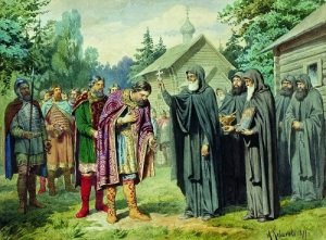 День памяти великого князя Димитрия Донского