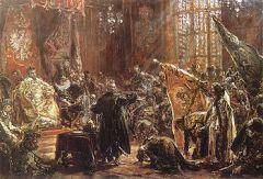 Поляки устроили в Варшаве празднование по случаю «окончательной» победы над Московией