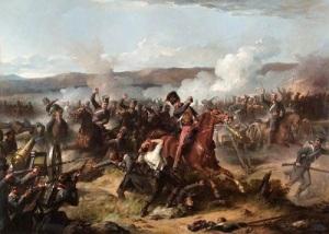 Произошло Балаклавское сражение - крупнейшая битва Крымской войны (1853-1856)