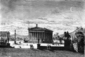 Обнаружены руины храма Артемиды Эфесской - одного из семи чудес света античного мира