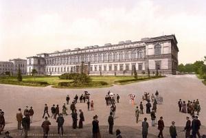 В Мюнхене было заложено здание пинакотеки