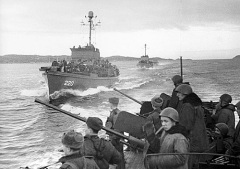 Завершилась битва за Заполярья во время Великой Отечественной войны