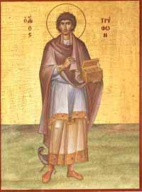 Sfintul Trifon