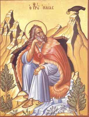 Sf. Prooroc Ilie Tezviteanul