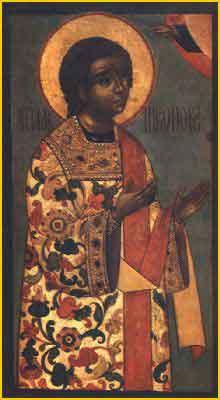 Sf. Apostol si Diacon Nicanor