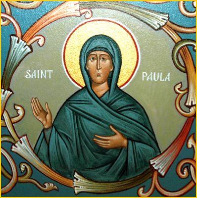 Sf. Mucenita Paula