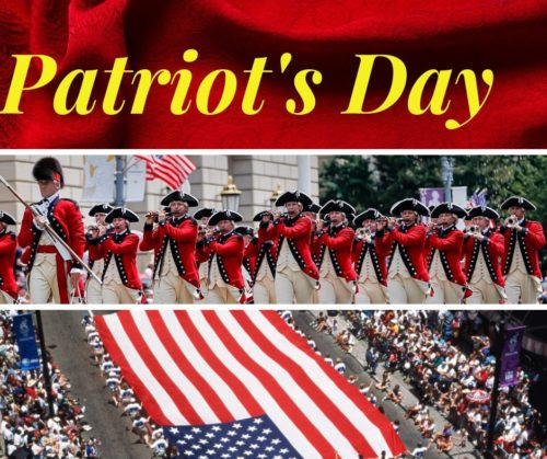 Happy Patriots Day Images
