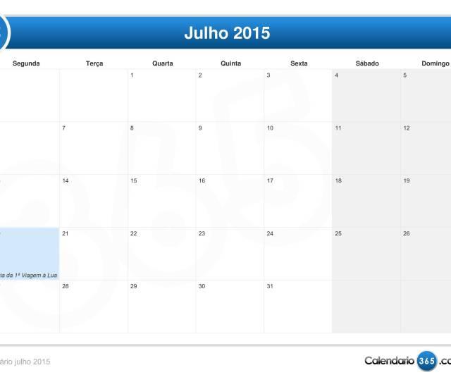 Calendario Julho 2015 Jpg