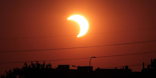Eclipse de Sol en Calendario Colombia  Calendario 2019 Colombia