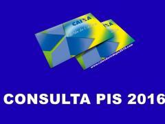 consulta PIS 2016
