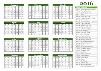 Image Result For Hindu Calendar In Hindi