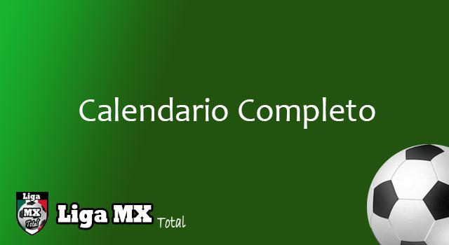 Calendario De Futbol Liga Mexicana 2016 Calendar Template 2019