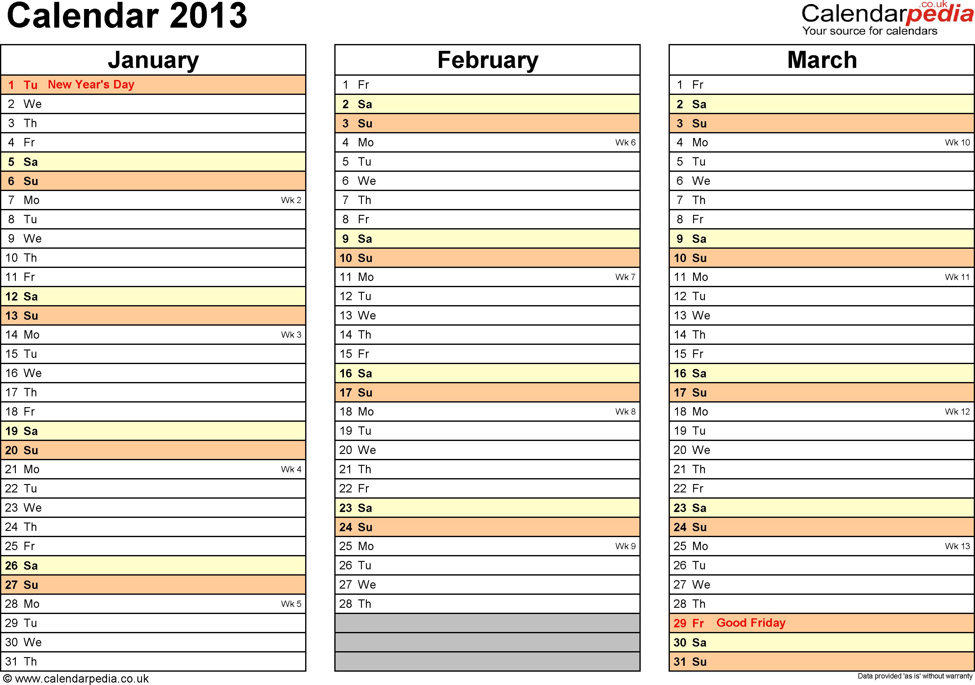 Free Download Program Microsoft Excel Templates Calendar