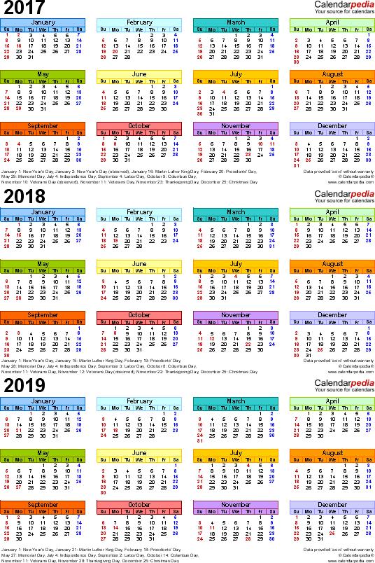 2014 Monthly Calendar Vertical Printable