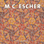 M.C Escher Mini Wall Calendar