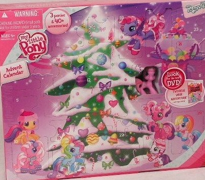 My Little Pony Advent Calendars 2017, 2018