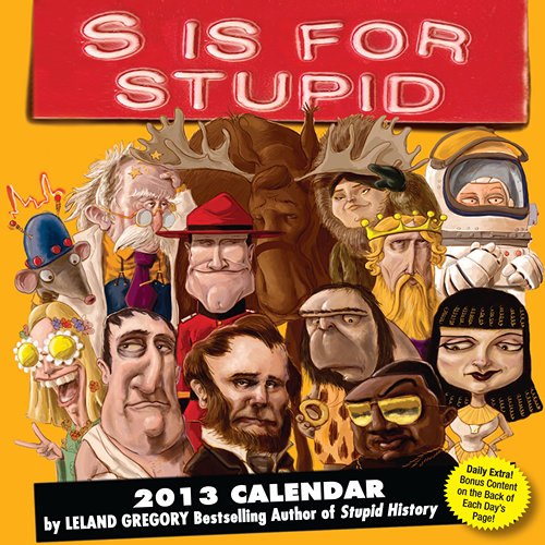Funny Desk Calendars 2013