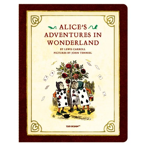 Alice in Wonderland Planner 2017