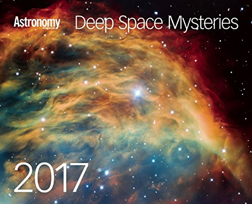 Space and Astronomy Wall Calendars 2017