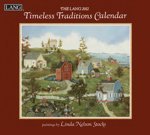 Linda Nelson Stocks Wall Calendars and Planners 2017