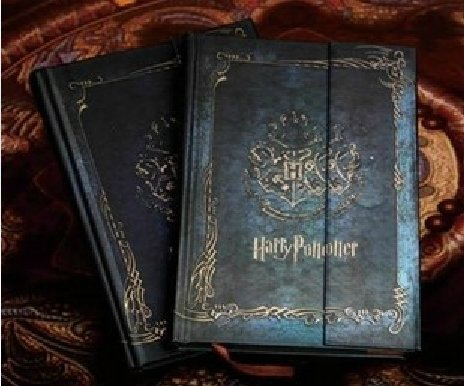 Harry Potter Planners 2017