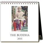 buddha-desk-calendar-2015
