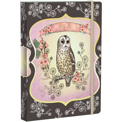 Owls Art Planners 2017