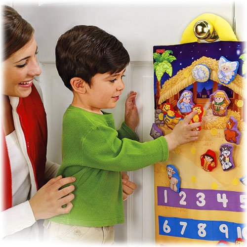 Advent Calendars For Toddlers 2017