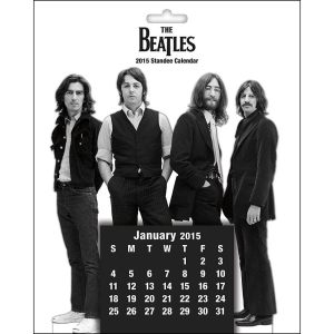 beatles-desk-calendar
