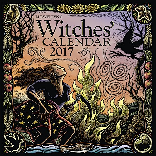 Wiccan Calendar and Planner 2019,