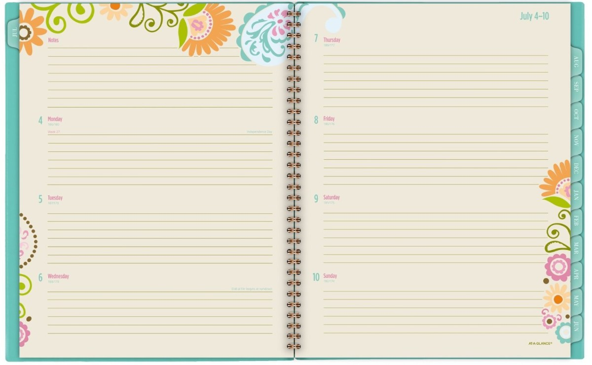 Best planners for college students 2019,