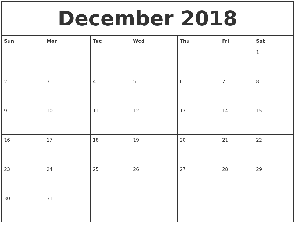 Image Result For Calendar Printable Monthly Free