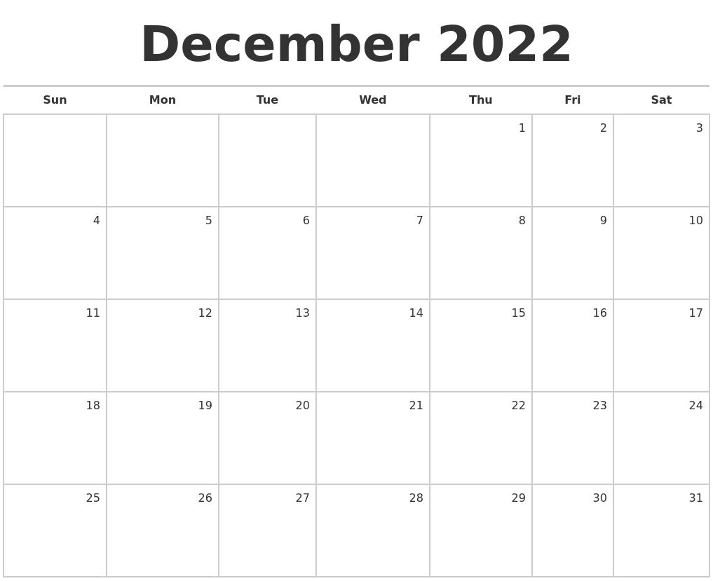 August 2022 Print Free Calendar