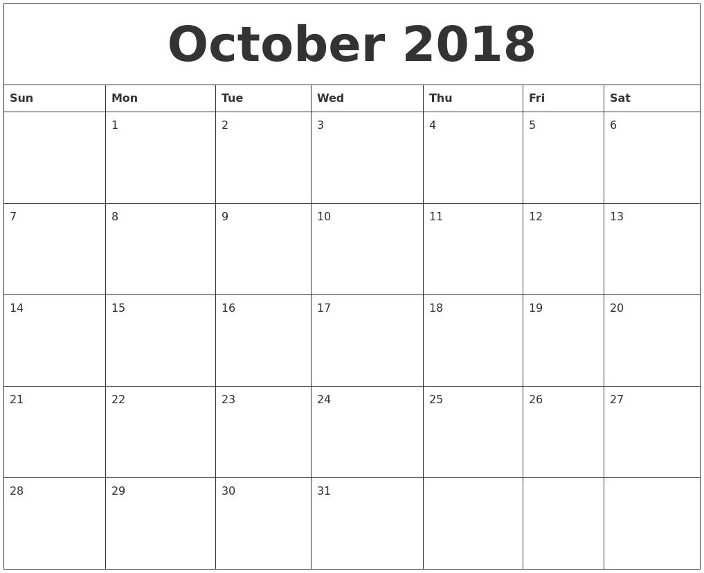 Image Result For Www Printable Calendar