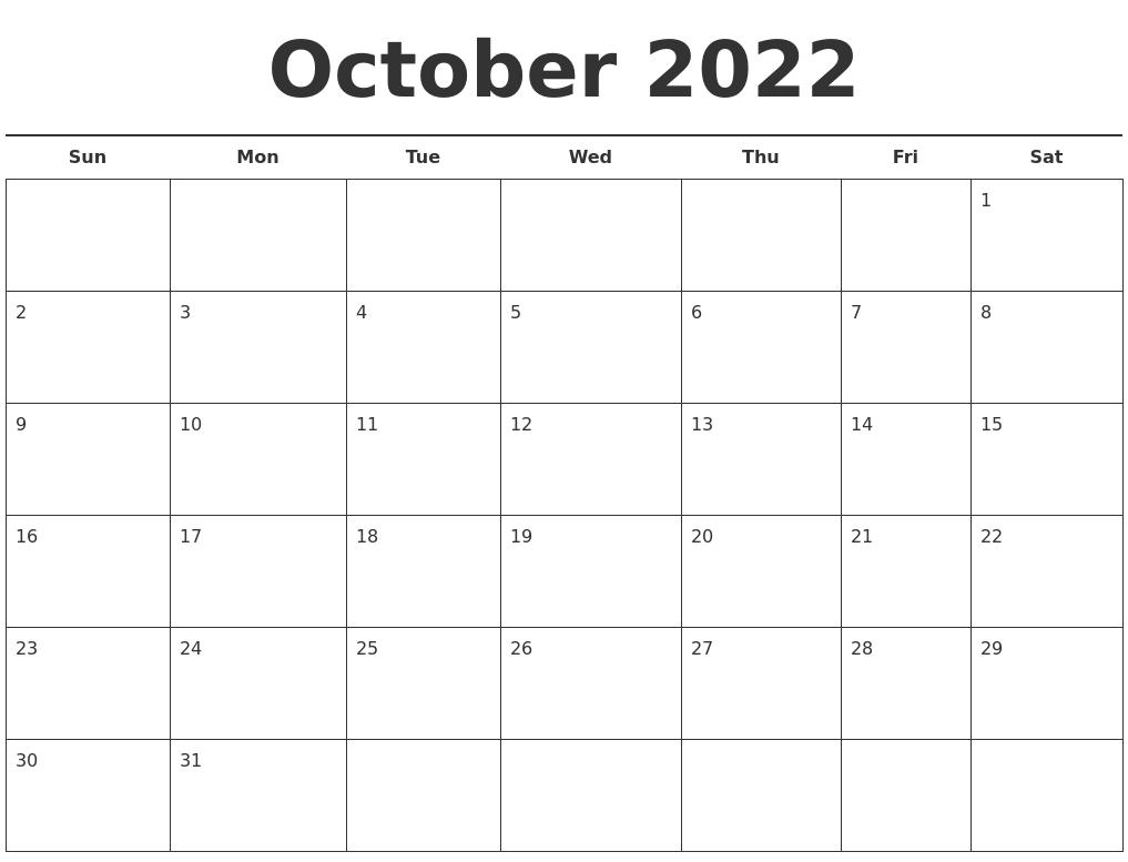 June 2022 Calendars That Work