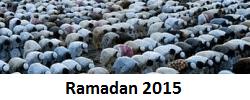 ramadan 2015 calendrier