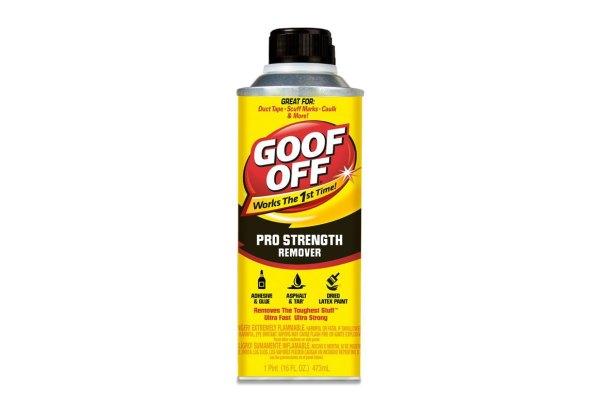 Goof Solvent - 16 Oz