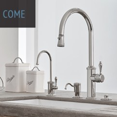 Luxury Kitchen Faucets Composite Cabinets Faucet Suites Ensembles Products