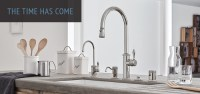 Luxury Kitchen Faucet Suites & Ensembles
